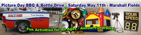 Annual Picture Day and Bottle Drive